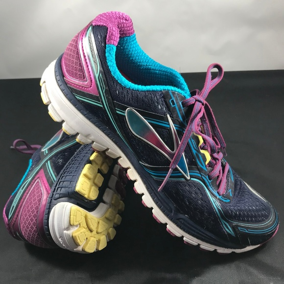 a0d49a9fb02 Brooks Ghost 8 Running Shoes Womens Various Sizes